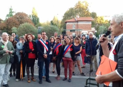 Biocoop Canal Bio soutient l'Appel des Coquelicots