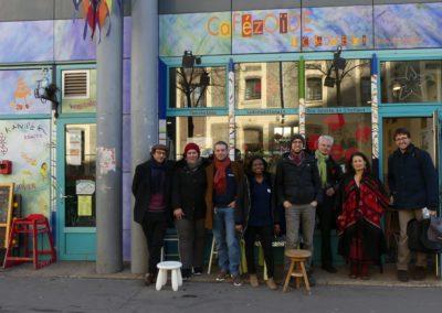 Cafézoïde : Nouvelle association partenaire