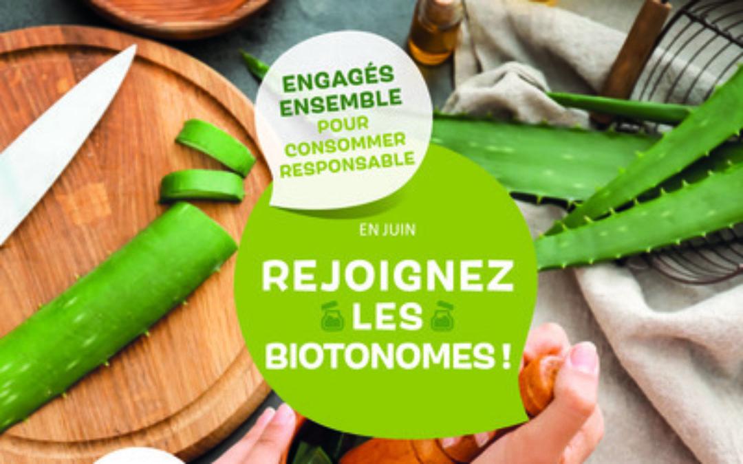 En juin, les Biotonomes reviennent !